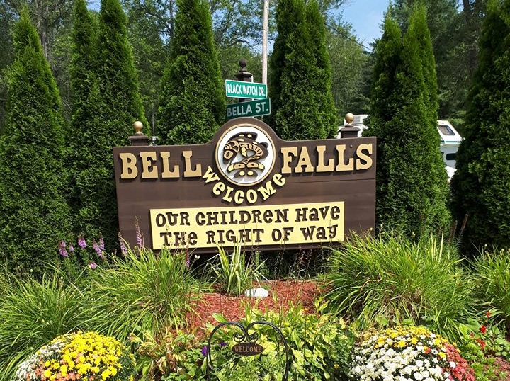 Bell Falls - Bell Falls Family Campground